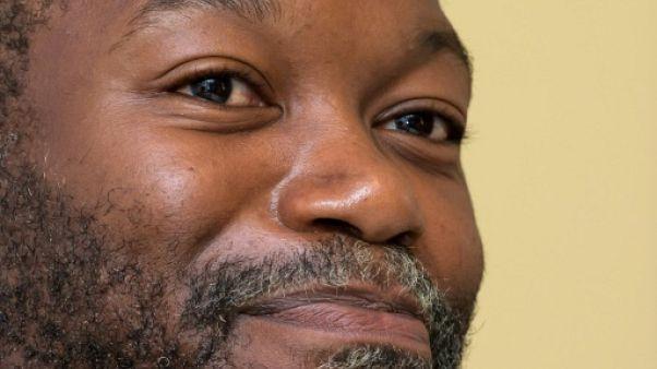 Djibril Cissé, le 4 juillet 2017 à Yverdon, en Suisse