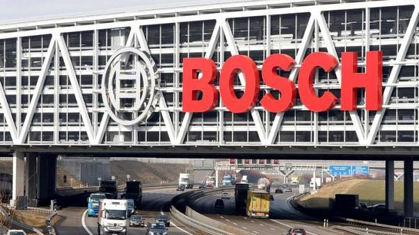 Bosch takes stake in fuel-cell group Ceres Power