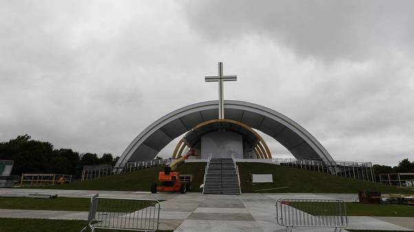 Pope will meet sexual abuse victims in Ireland - Vatican