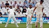 Cricket - England crumble against India's precision attack
