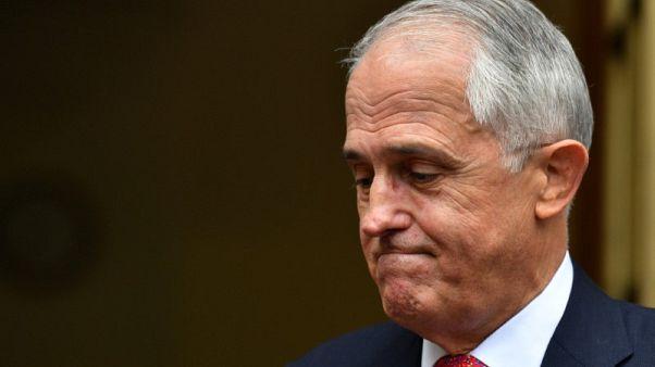 رئيس وزراء استراليا ينجو في اقتراع على زعامة الحزب ولكن التحديات تزيد