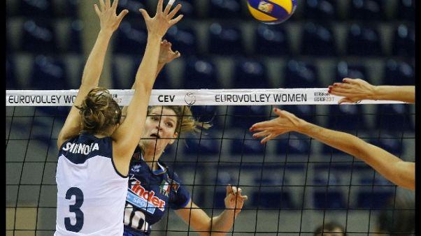 Volley: per azzurre torneo in Turchia