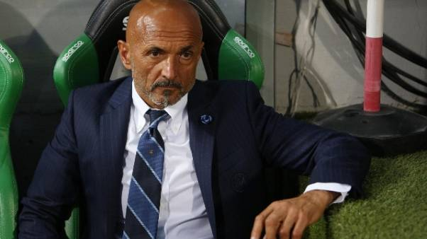 Offese a arbitro,10.000 euro a Spalletti