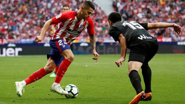 Atletico suffer Vitolo injury blow