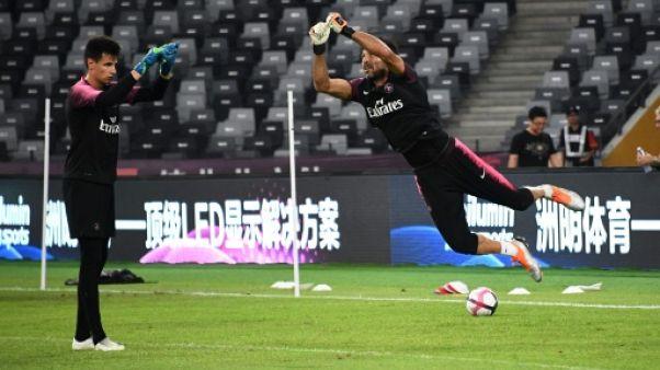 PSG: le jeune gardien Descamps prolongé et prêté à Clermont