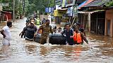 Local boatmen the heroes of flood rescues in India's Kerala