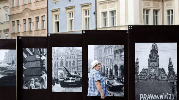 التشيك تحيي ذكرى مرور 50 عاما على الغزو السوفيتي