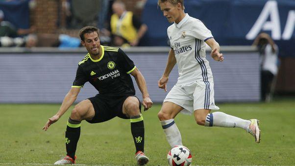 Norwegian prodigy Odegaard joins Vitesse on loan