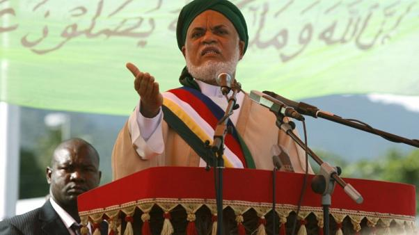 Ex-Comoros president charged with graft in connection to passports scheme
