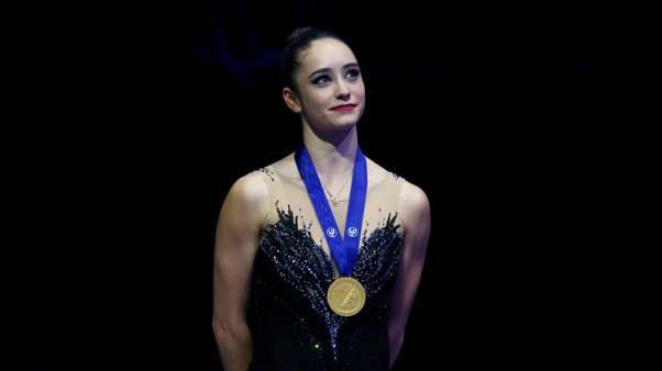 Figure skating - World champion Osmond to sit out the season