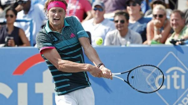 Alex Zverev hires Lendl in run-up to U.S. Open