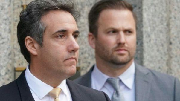 Double coup dur judiciaire pour Trump, directement mouillé par son ex-avocat