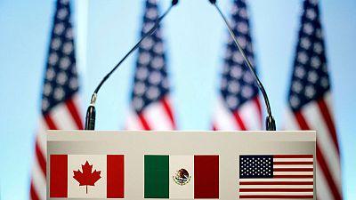 U.S. and Mexico postpone NAFTA ministerial talks until Wednesday