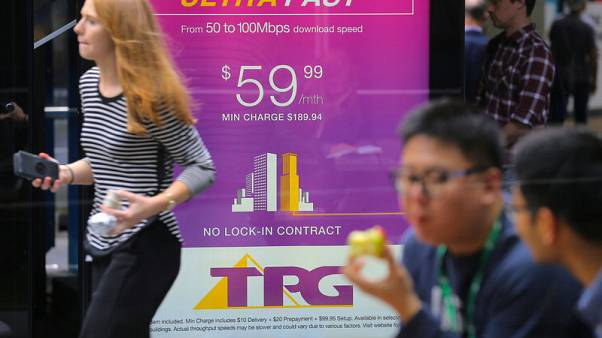 Australia's TPG Telecom enters talks to buy local Vodafone-Hutchison venture