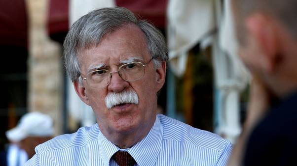 U.S.-Turkey crisis could end 'instantly' if pastor freed - Bolton