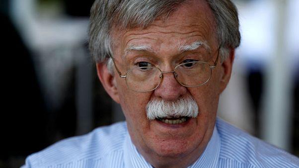 """مقابلة - بولتون: روسيا """"عالقة"""" في سوريا وعلى إيران الانسحاب"""