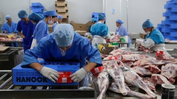 Flock on - Mongolia meat exporters turn to Iran's halal markets