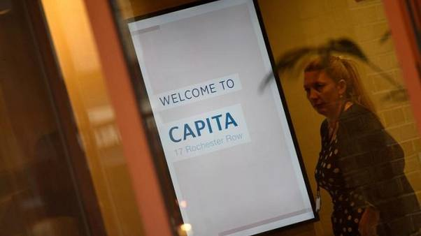 UK's Capita grabs rail franchise CFO in turnaround push