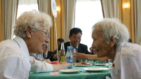 Après les poignantes retrouvailles entre Coréens, l'heure des adieux