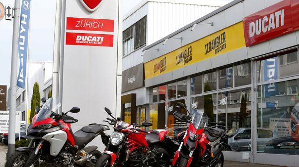 VW CEO says is open to alliance or merger of Ducati - Handelsblatt