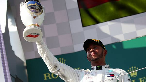 Hamilton leads F1 back from a busy August break