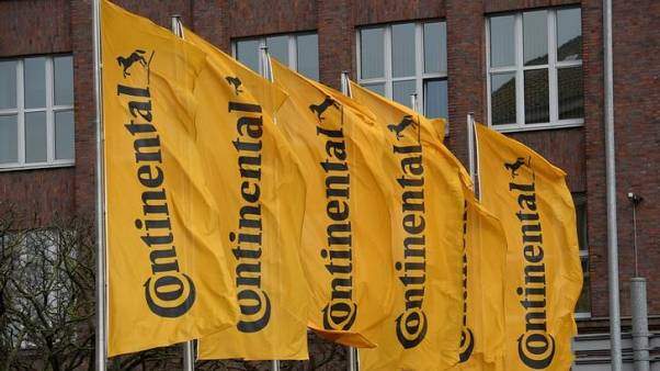 Continental AG cuts 2018 outlook on higher costs, warranty claims