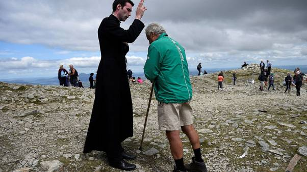 Irish Catholics keep the faith ahead of Pope's visit