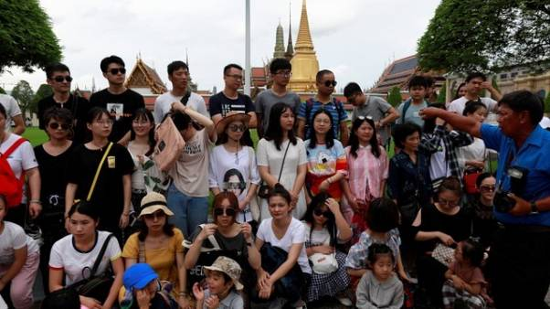 Thailand sees drop in Chinese visitors after tourist boat disaster