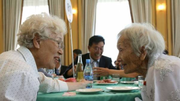 Après les poignantes retrouvailles entre Coréens, les insupportables adieux