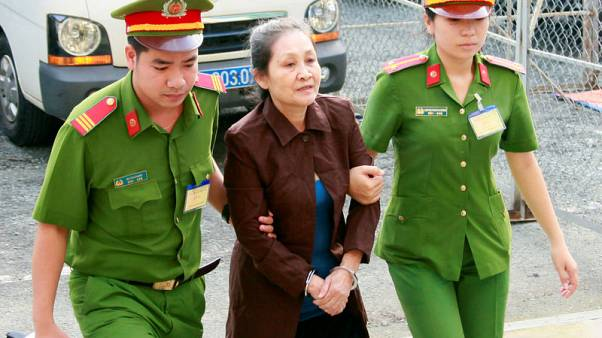 Vietnam jails two Vietnamese-Americans for 14 years over bomb attacks