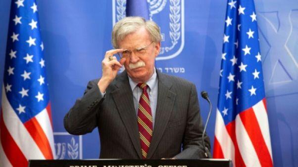 """En Iran, Washington ne cherche pas un changement de régime mais de """"comportement"""""""