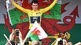 Cyclisme: Geraint Thomas tête d'affiche du nouveau Tour d'Allemagne