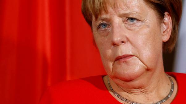 Merkel shares much of Maas ideas on how to counter U.S. policies