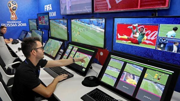 Uefa pensa a Var in Champions dai quarti