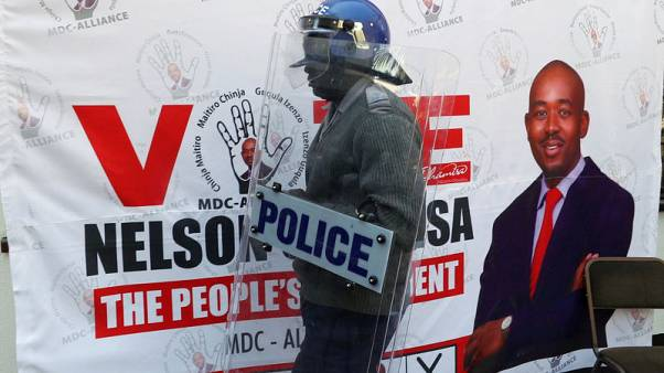 Rifts at the top rattle Zimbabwe after Mugabe