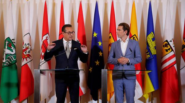 Austria says shares EU stance on Russia despite Putin visit
