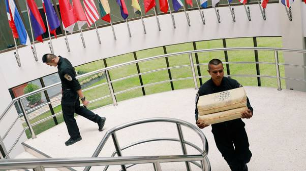 Thailand seizes huge 1.48 billion baht haul of methamphetamines