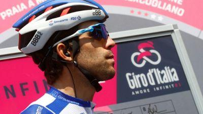 Cyclisme: Pinot prolonge jusqu'en 2020 chez Groupama-Fdj