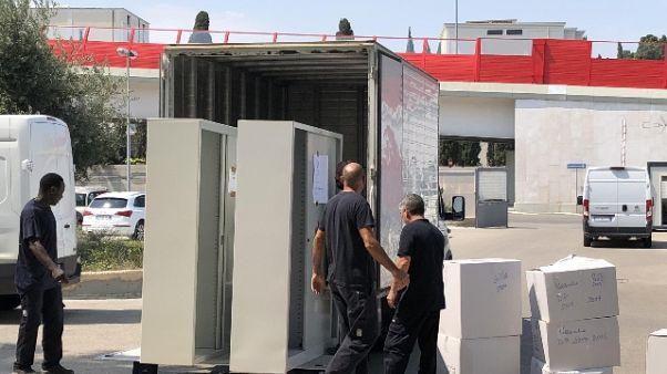 Palagiustizia Bari: pm, sede o paralisi