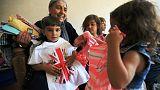 جدة عراقية ترعى 22 حفيدا بعد أن قتلت الدولة الإسلامية أباءهم