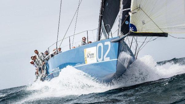 Vela:Azzurra vince terza prova a Maiorca