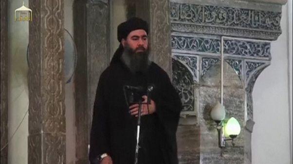 في أول خطاب منذ عام.. زعيم الدولة الإسلامية يدعو أنصاره لمواصلة القتال