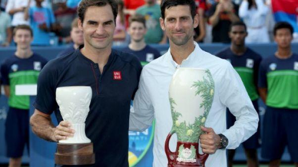 Laver Cup: l'Europe avec Federer et Djokovic