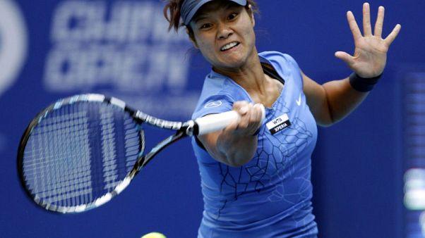 الصينية لي تتصدر ترشيحات قاعة مشاهير التنس
