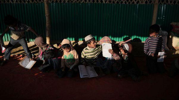 U.N. warns of 'lost generation' of Rohingya children