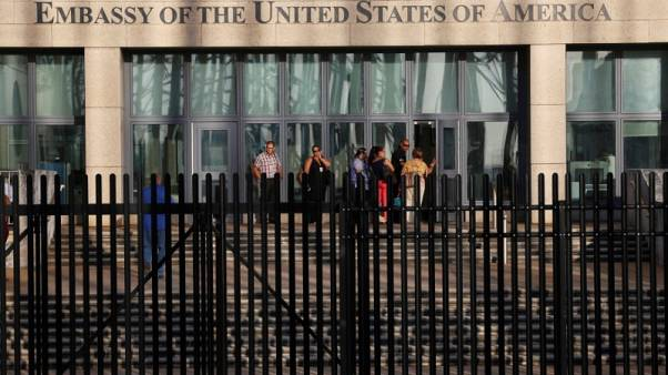 U.S. Embassy cuts hobble influence in Cuba - report