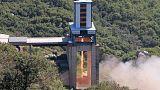 مركز للأبحاث: صور الاقمار الصناعية تشير إلى توقف  كوريا الشمالية عن تفكيك موقع إطلاق