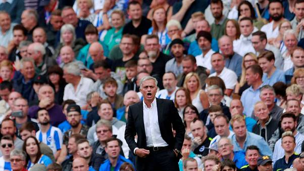 Mourinho needs positive reaction from United against Spurs