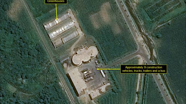 Images indicate North Korea halted dismantling of launch site - think tank