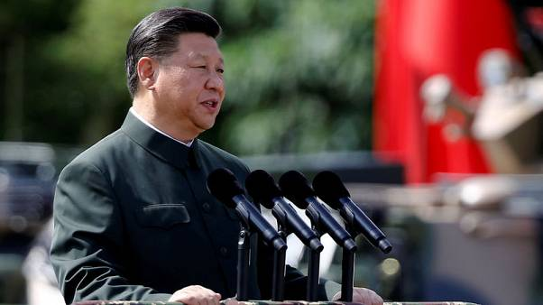 China's Xi says ideology work 'absolutely correct' amid trade row criticism